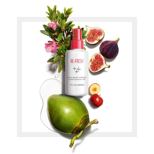 My Clarins RE-FRESH hydraterende beauty mist