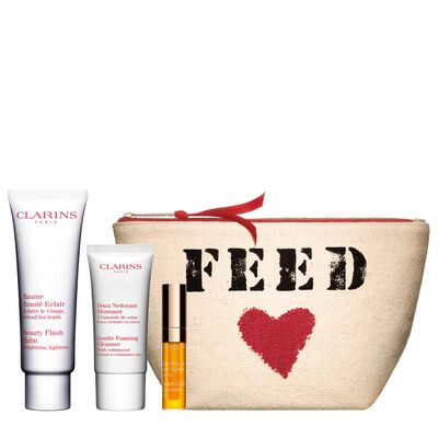 FEED purse: Beautiful and Radiant