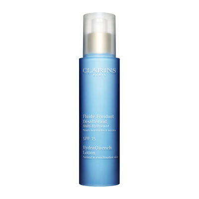 Lotion SPF 15 normal to combination skin