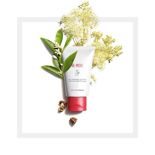 My Clarins RE-MOVE zuiverende gelreiniger
