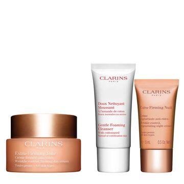 My wrinkle and firming essentials