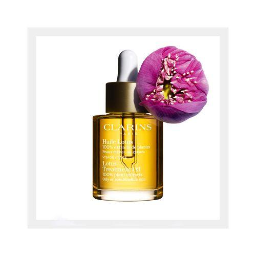 Lotus Face Treatment Oil Retail 30Ml