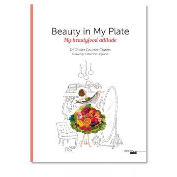 """Livre """"Belle dans mon assiette"""