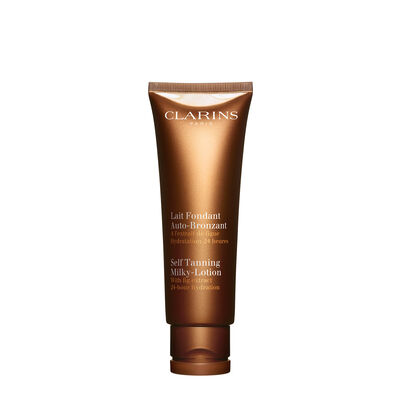 New Self Tanning Milky Lotion
