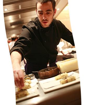 Le Chef Daniel Rose