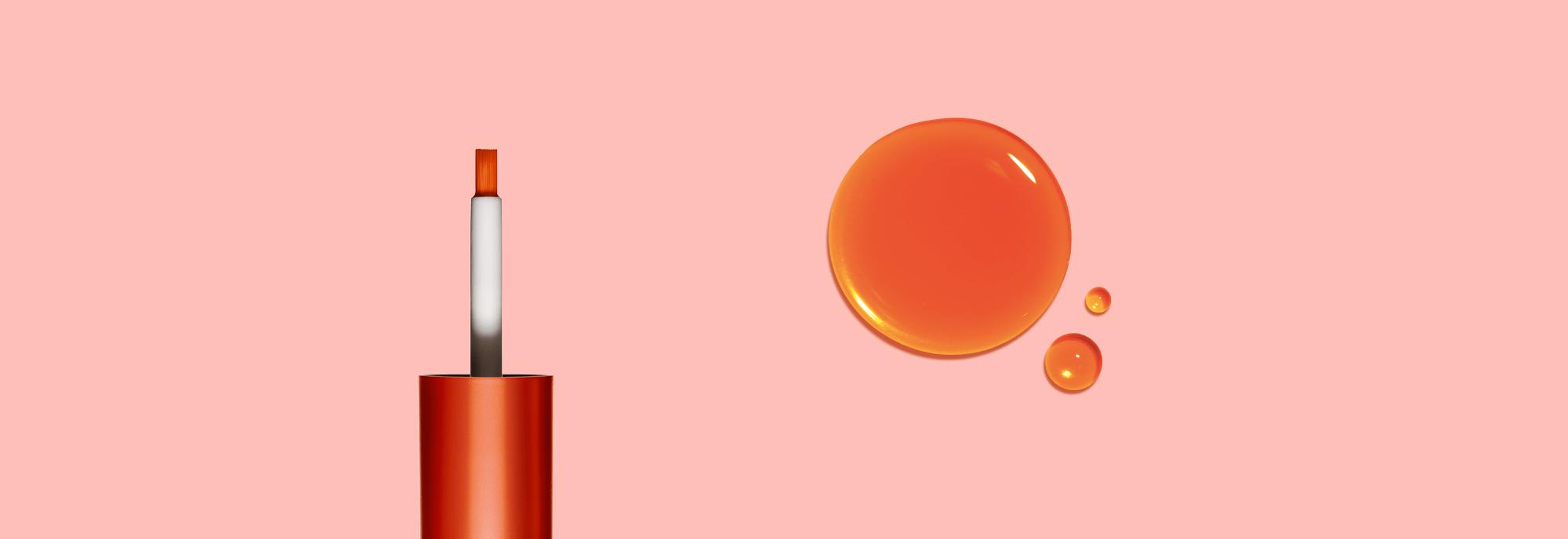 Lips Orange